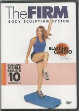 the firm body sculpting system Fat Blasting Cardio DVD New Exercise & Fitness