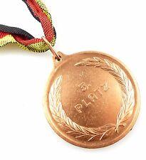 #e5542 Medaille Wanderpokal des Zentralrates der FDJ in Bronze / 3. Platz