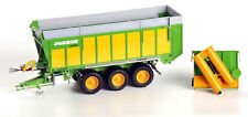 Joskin Drakkar 8600/37T180 Multi-purpose Trailer Fitted HPA Auger Rimorchio 1:32