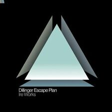 DILLINGER ESCAPE PLAN - IRE WORKS - CD NEW SEALED 2007 JEWELCASE