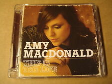 CD / AMY MACDONALD - THIS IS THE LIFE