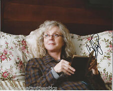BLYTHE DANNER HAND SIGNED AUTHENTIC 'MEET THE PARENTS' 8X10 PHOTO B w/COA