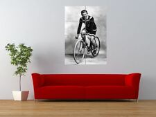 TRAVEL CYCLING CYCLIST VINTAGE BICYCLE GIANT ART PRINT PANEL POSTER NOR0416