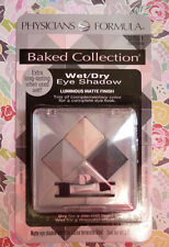PHYSICIANS FORMULA EYE SHADOW BAKED SMORES # 2751 COLLECTION WET/DRY TRIO