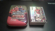 Match Attax 2016/17 Mini Tin + 50 cards + Limited Edition Anthony Martial Gold