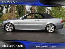 2006 BMW 3-Series Base Convertible 2-Door