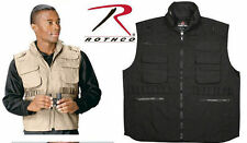 Black Ranger Military Tactical Ranger Vest With Hood ROTHCO 7557 3xl  3 XL