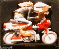 FIGURINE JOE BAR TEAM JEREMIE LAPUREE BIKE HONDA DAX 70