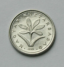 1993 HUNGARY Coin - 2 Forint - UNC - lustre