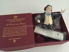 """New In Box Dept 56 Candle Crown Collection A Christmas Carol """"Mr Fezziwig"""""""