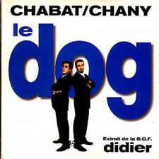 CD SINGLE Alain CHABAT & Philippe CHANY - BOF DIDIER Le dog 4-Track CARD SLEEVE
