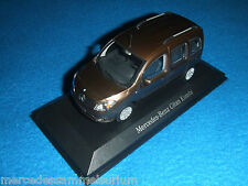 Mercedes Benz C 415 Citan Kombi/Crew Bus Limonitbraun/Brown 1:43 Neu/New