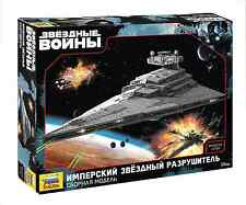 Model of Imperial Star Destroyer from Star Wars Zvezda 9057 NEW IN ORIGINAL BOX