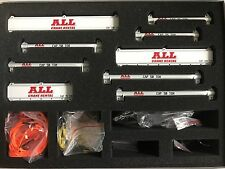 "121 pc Crane Rigging & Lifting Kit w/ Spreader Beams - ""ALL CRANE"" White - 1/50"