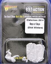 Warlord Games Bolt Action 28mm Dick Winters Days of Days Historicon 2014 Spec Ed