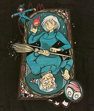 """""""Queen of Hearts On Fire"""" Howl's Moving Castle Sofi Women's XXL Shirt Theyetee"""