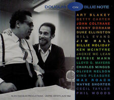 Douglas on Blue Note.  A new 14 track CD. Shipped from our Essex store.