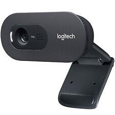 Logitech HD Webcam C270 3 Megapixel 1280x720 NEU! USB Mikrofon Notebook PC