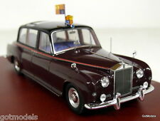 TRUESCALE 1/43 - TSM1143114 ROLLS ROYCE PHANTOM V CANBERRA 1960 HM THE QUEEN