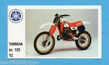 MOTOR SHOW-FIGURINA CLUB n.59- YAMAHA 125 YZ -NEW