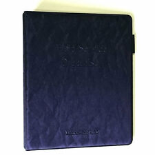 Field Service Ring Binder Organiser - Jehovah's Witnesses - PURPLE - FS0187