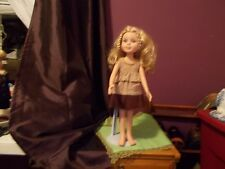 BFC MGA Vinyl Jointed Legs Doll Kaitlin Dated 2009