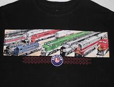"Lionel Trains - ""Since 1900"" t-shirt - S size - small - model trains railroading"