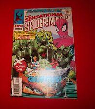 SENSATIONAL SPIDER-MAN VOL. 1 # -1 [ MINUS 1 ]  FLASHBACK - GREAT COND. 1997