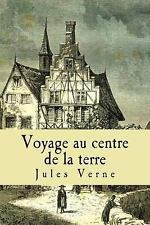 Voyage Au Centre de la Terre by Jules Verne (2015, Paperback, Large Type)