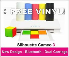 BRAND NEW Silhouette Cameo 3, £70 Freebies.  Now Windows 10 Compatible-1