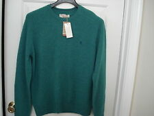 PENGUIN  $79  MENS LAMBS  WOOL SWEATER SIZE-LARGE -  NWT