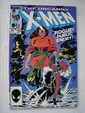 X-MEN UNCANNY #185 MARVEL COMIC STORM LOSES POWER'S SEPTEMBER 1984