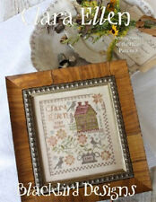 Clara Ellen - Anniversaries of the Heart Pattern 8 - Blackbird Designs New