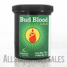 Advanced Nutrients Bud Blood 300 grams Flower Booster Bloom Nutrient, 300g