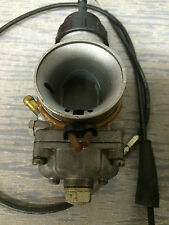 DellOrto  VHSB 38 , KTM 250 1988 Motorcycle Carburetor  in good condition.