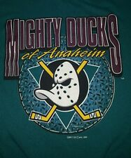 Mighty Ducks NHL vintage crew neck sweater 1994 XL for men original