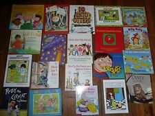 Lot of 20 Childrens PICTURE BOOKS Character Qualities MANNERS Sibling Rivalry