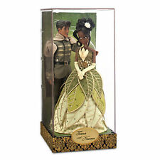 Tiana and Prince Naveen Doll Set - Disney Fairytale Designer