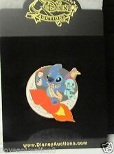 Disney Auctions Stitch & Baby Scrump New Year LE Pin