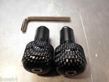 Suzuki Gsf 600 650 1200 Bandit Street Fighter aspecto de carbono 7/8 Bar End