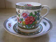 Paragon TREE OF KASHMIR Coffee Can & Saucer