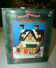 December Home Village Collectibles Grocery Store Lighted Porcelain Building