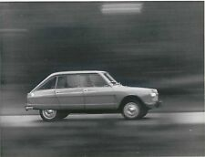Citroen Ami 8 Side View  Press Photograph circa 1969-70