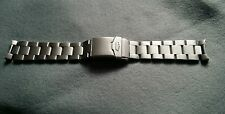 20mm Fortis gents mens watch bracelet flieger cosmonaut chronograph bracelet