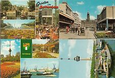 Lot 4 cartes postales anciennes PAYS-BAS HOLLANDE NEDERLAND ROTTERDAM 3