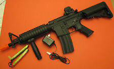 Dboys Full Metal Body & Gearbox M4 CQB Airsoft Electric Gun Shoot Up to 400 FPS
