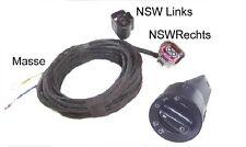Kabelbaum VW Polo 9N + Lichtschalter NSW Nebelscheinwerfer nachrüsten Kabelsatz