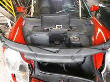 56,000 miles - 05-08 Porsche 987 Boxster S windshield cowl screen trim panel
