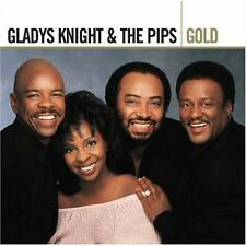 Gold - Gladys & The Pips Knight (2006, CD NEUF)2 DISC SET