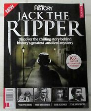 JACK The RIPPER Mystery ALL ABOUT HISTORY Issue # 3 DOCUMENTS & EVIDENCE 178 Pgs